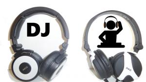 DJ fejhallagtó